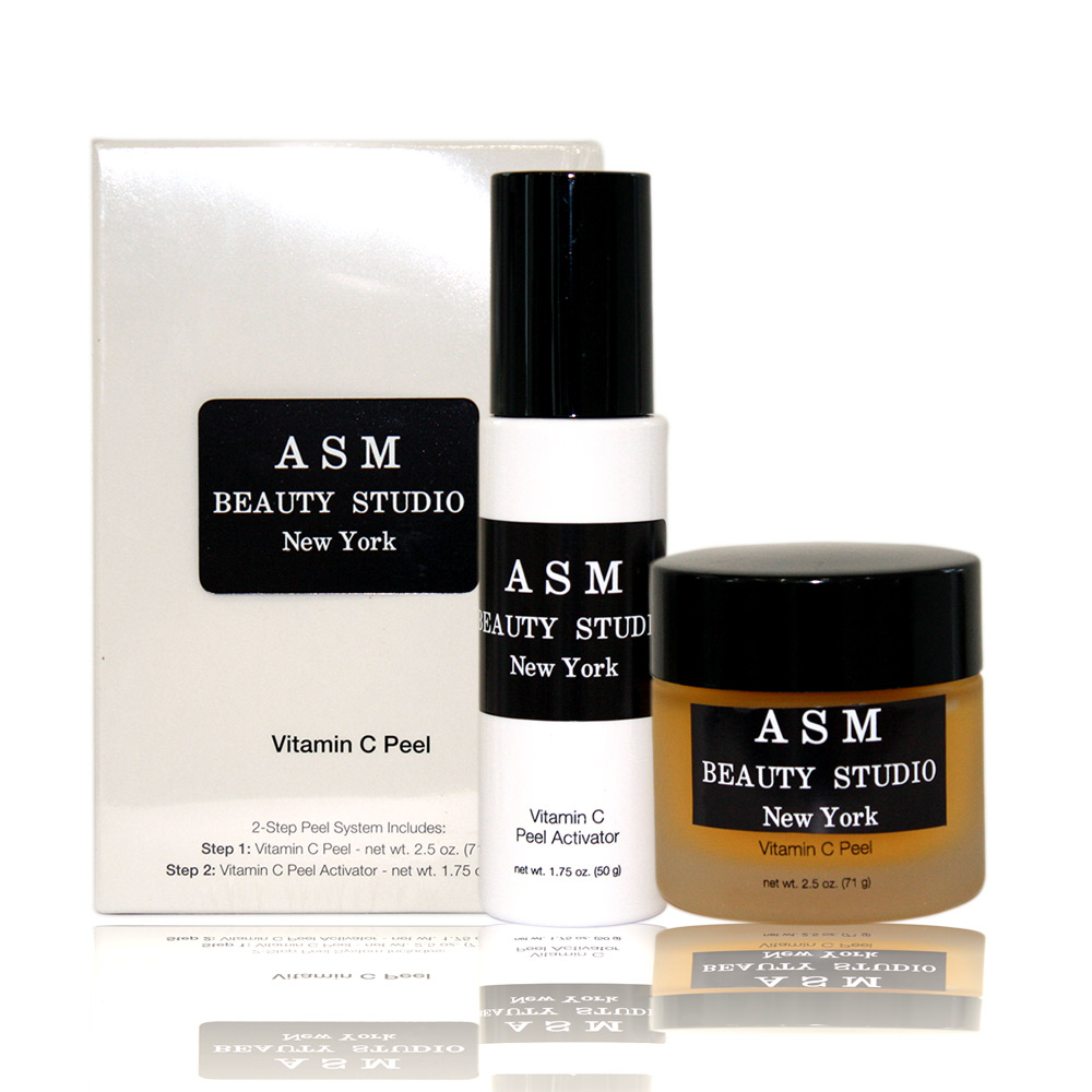SKIN ASM Vitamin C Peel Kit