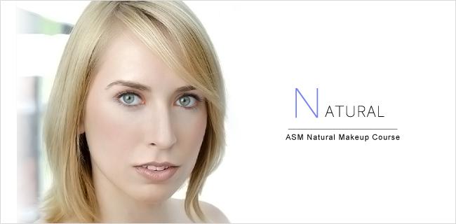 Akemi.S.Millerメイクアップコース-ナチュラル